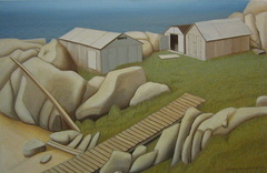 Pangnirtung Shore Sheds (2004)