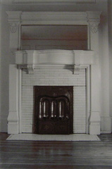 Interiors No. 5 - fireplace