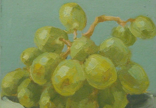 Green Grapes 1