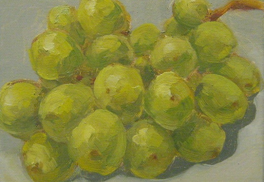 Green Grapes 2
