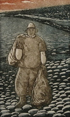 Weir Fisherman