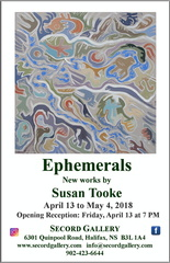 Ephemerals - New works by Susan Tooke