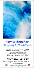 Wayne Boucher - To Catch the Wind - June 2018