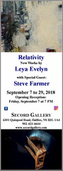 Relativity - Leya Evelyn and Steve Farmer