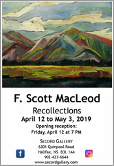 Recollections - F. Scott MacLeod