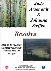 Resolve - Judy Arsenault and Johanna Steffen