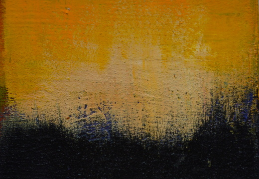 Small Abstract Landscape, #13
